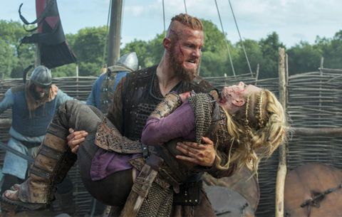 Kickstart Your Ab Workout With This 'Vikings'-Inspired Circuit