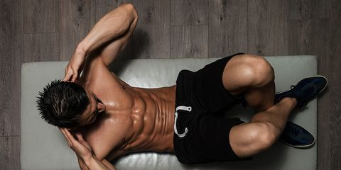 8 Reasons to Do An Abs Workout Today | Men's Health