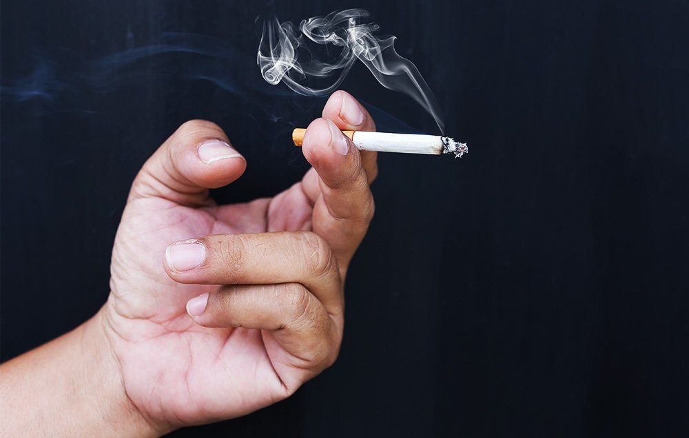 Can dating a smoker affect your health