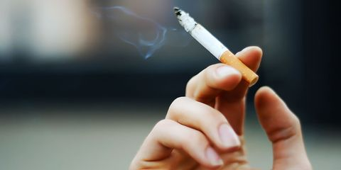 what to know if partner smokes