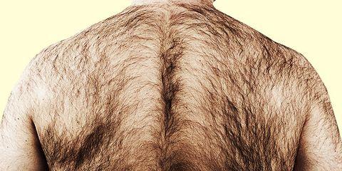 cómo depilarte la espalda en casa