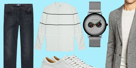 what to wear to a bachelor party