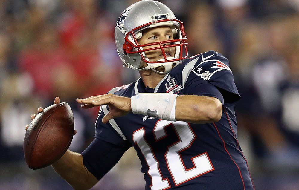 This Is How Tom Brady Eats Every Day, and It's Actually Insane
