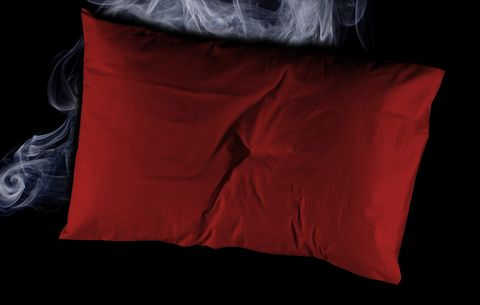 6 Reasons You Should Replace Your Pillow Mens Health