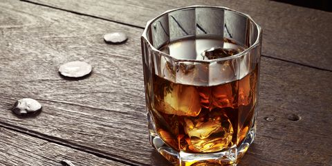 whiskey making