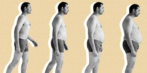 Here's Why It's So Hard to Keep Weight Off After You've Lost It