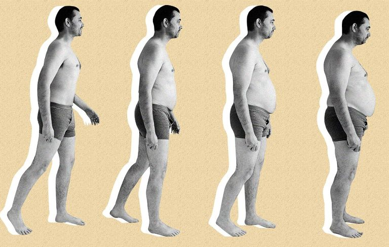 Quick loss of belly fat