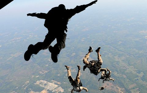 A Woman Is Training to Become the First Female Navy SEAL