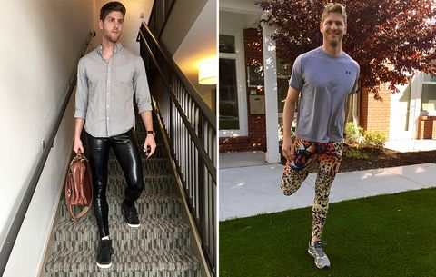 1aa994a8c1b I Wore Meggings For One Week | Men's Health