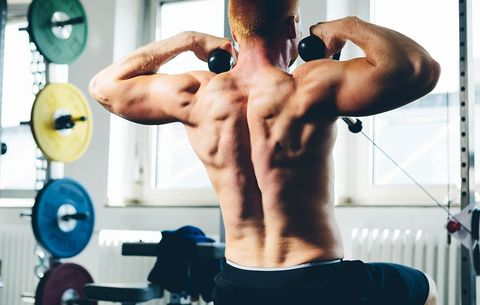 This Shoulder Exercise Should Be a Staple In Your Workouts