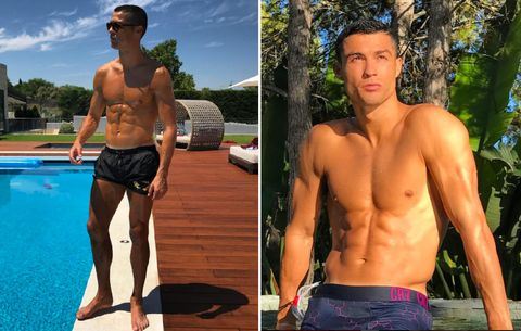 Nike+ Training App Releases Cristiano Ronaldo's Ab Workout ...