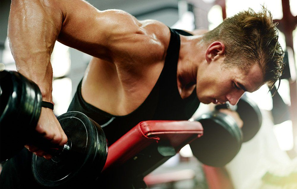 Weight Training Can Reduce Anxiety | Men's Health