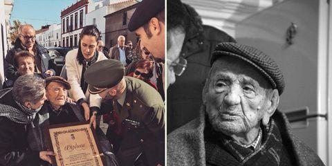 worlds oldest man dies at 113 Francisco Núñez Olivera