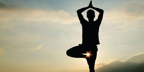 yoga saves mans life