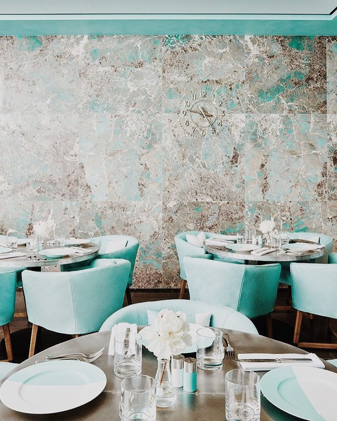 Tiffany & Co's Famous Blue Box Cafe Will Close for Two Years