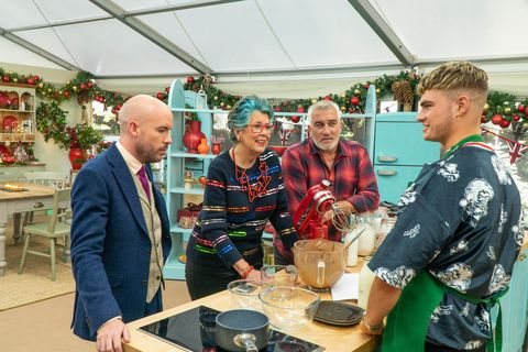 2021 Christmas Bake Off Bake Off Christmas Special News Cast And Air Date