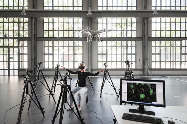 drone torso monitoring