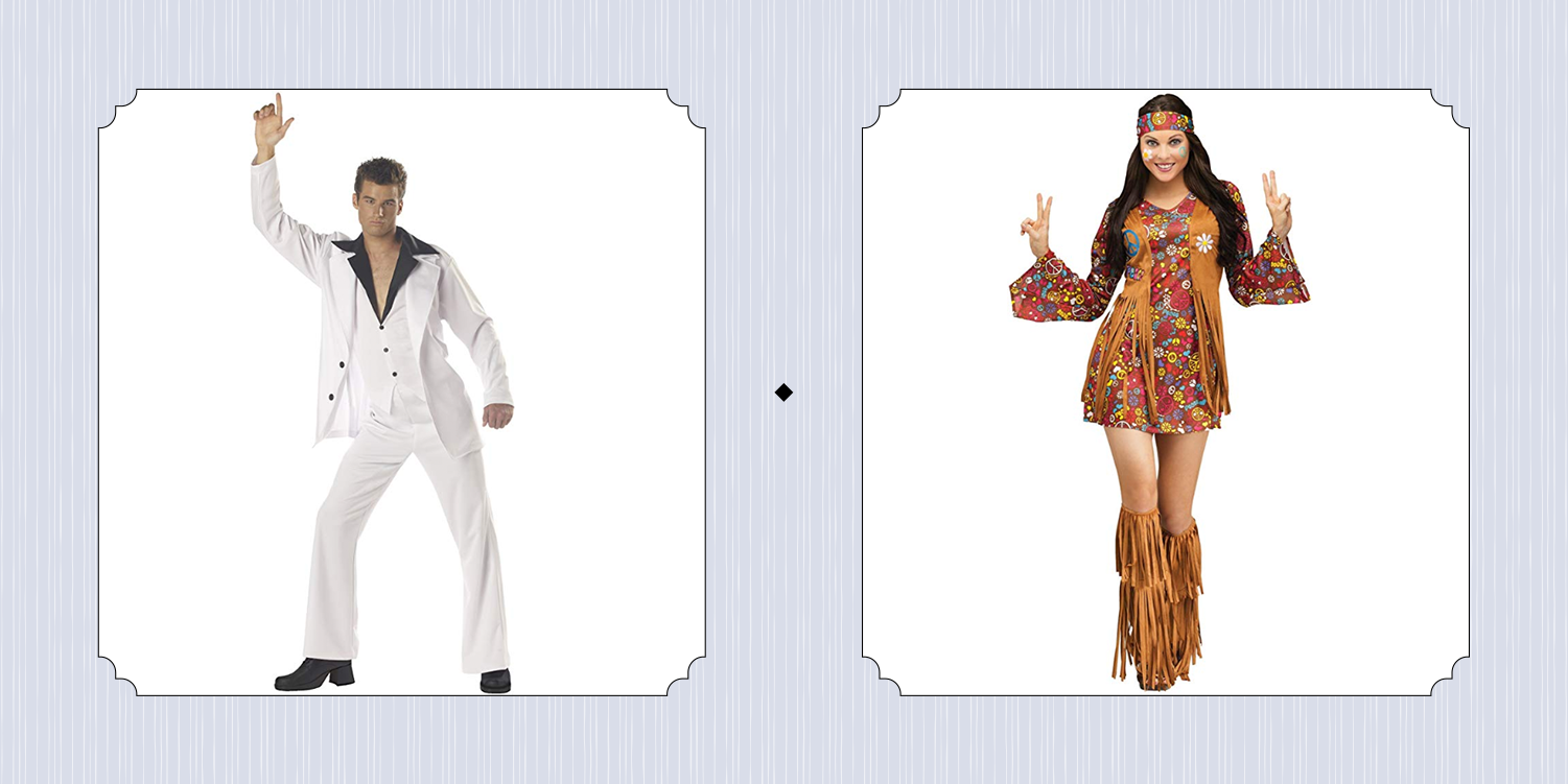 35 Best 70s Costumes , DIY 70s Halloween Costumes for Adults