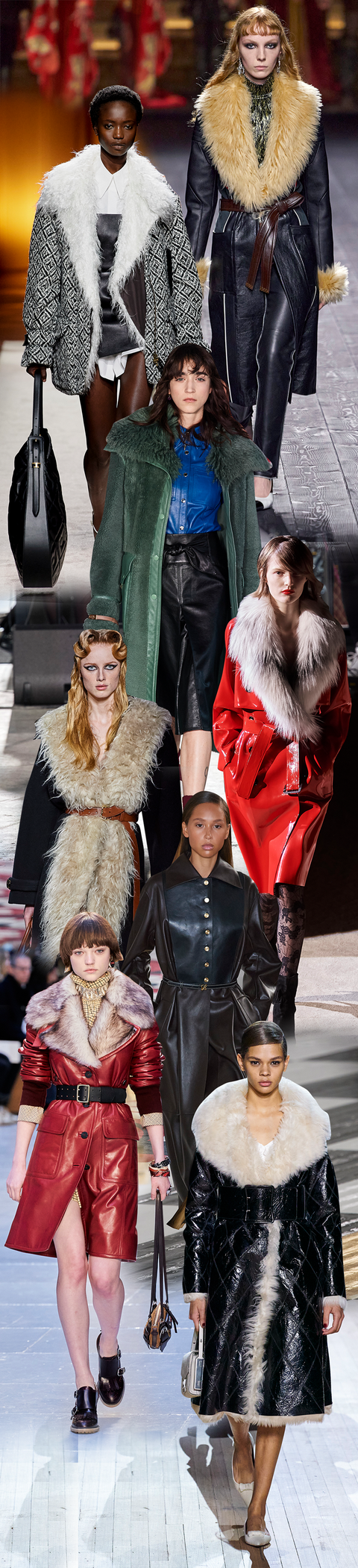 Fashion, Fur clothing, Fur, Fashion model, Clothing, Haute couture, Outerwear, Textile, Model, Runway,