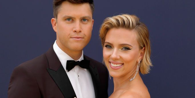 Scarlett Johansson Quietly Married Colin Jost Over The Weekend