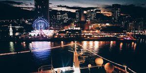 日本,關西,神戶,夜景,咖啡廳,美食,景點,打卡