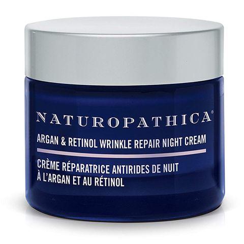 Naturopathica Argan & Retinol Crema de noche reparadora de arrugas