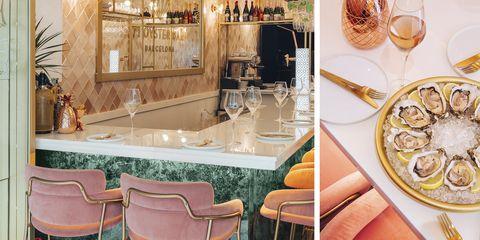 Bar 71 Oyster Barcelona