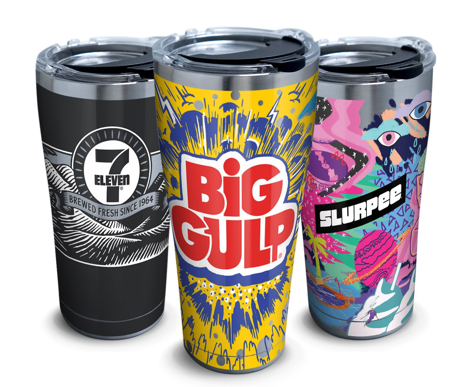 This Cup Gets You Unlimited 7 Eleven Refills For A Year