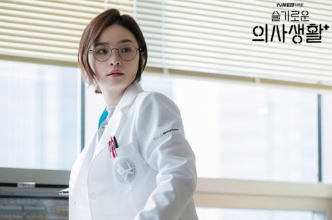 netflix韓劇《機智醫生生活2》田美都、申鉉彬、郭善英、安恩珍