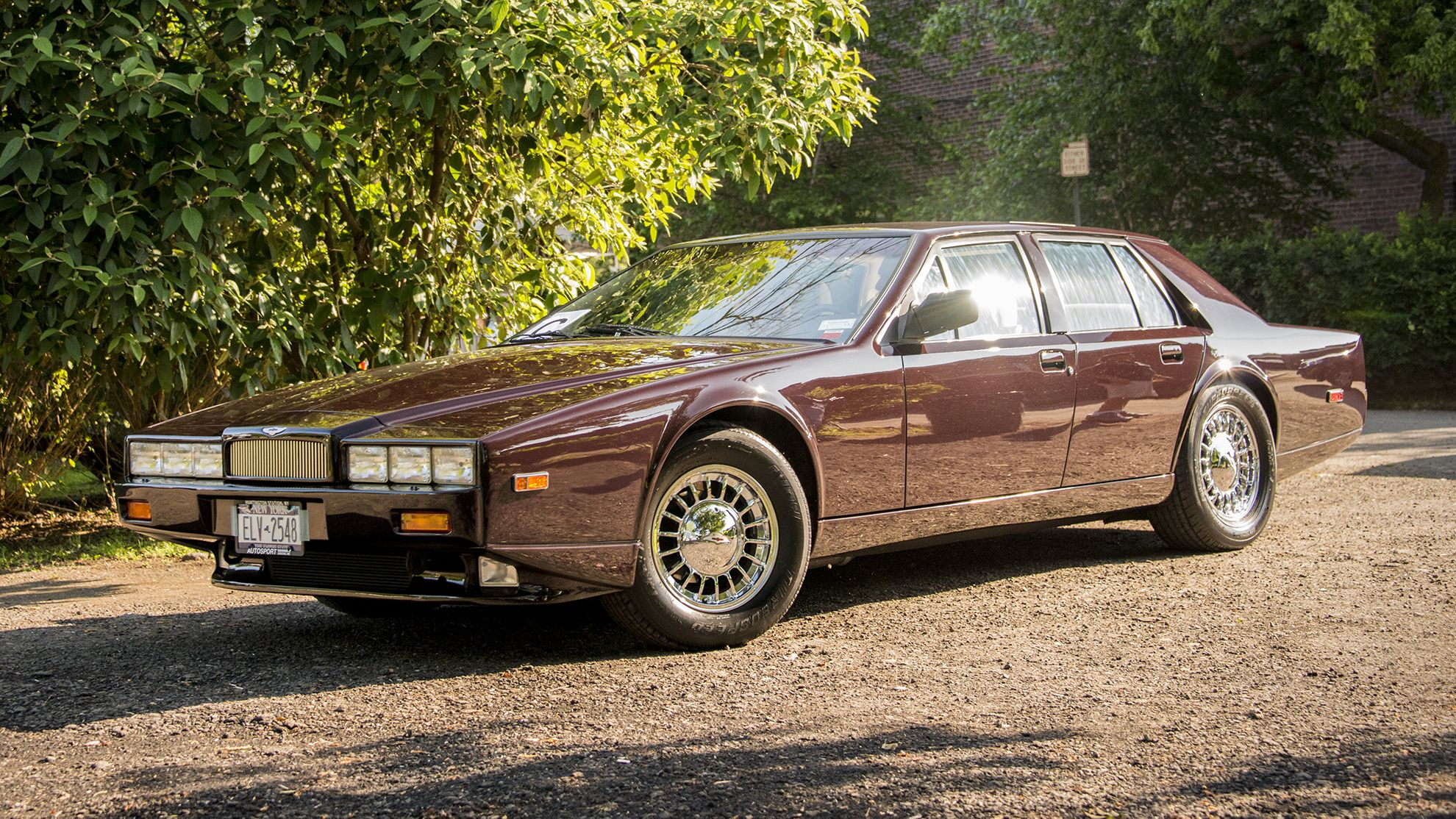 Was The Lagonda Ahead Of Its Time Or Did Its Time Never Come