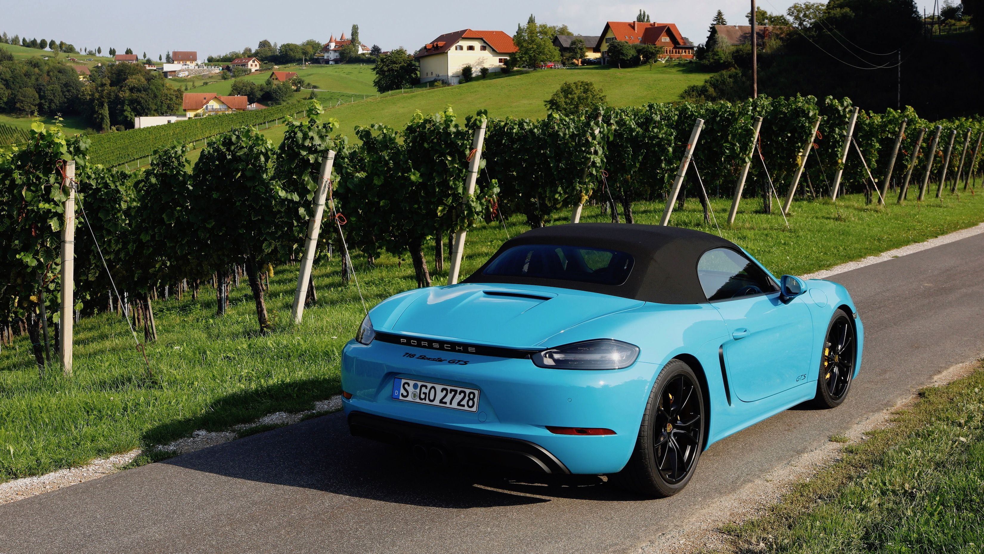 Porsche Is Already Testing an Electric Boxster and Cayman