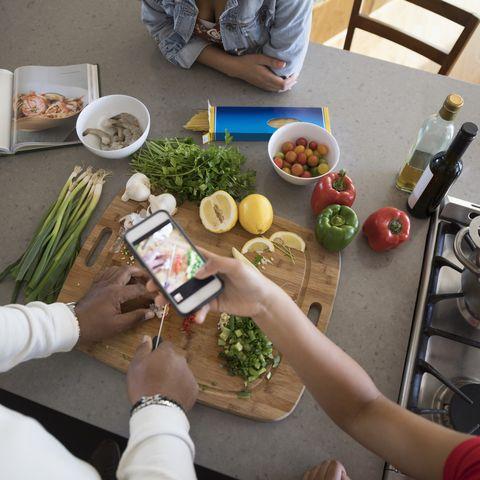 Food, Meal, Cuisine, Dish, Vegetarian food, Recipe, Cooking, Brunch, Vegetable, Vegan nutrition,