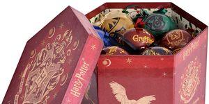 Harry Potter bolas navideñas