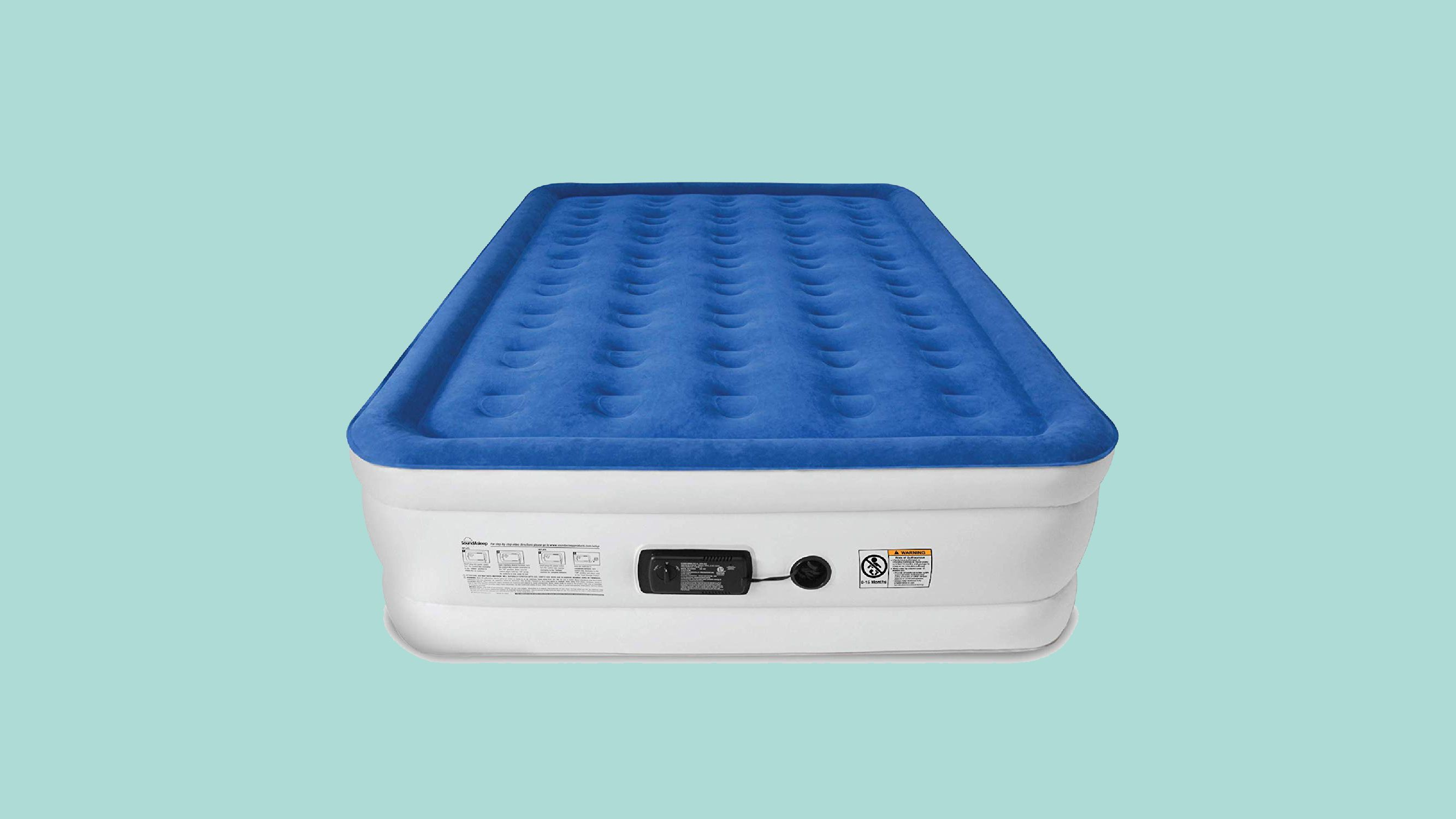 Coleman Comfort bed double camping blow up inflatable air bed airbed