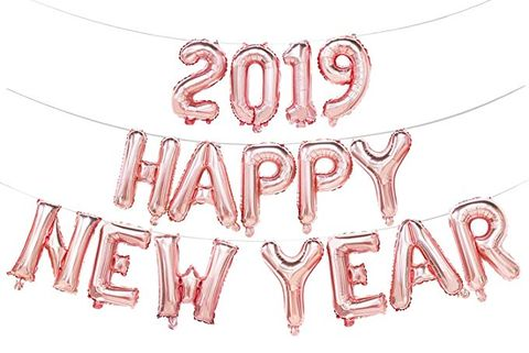 2019 new years decoratiosn