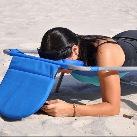 Sun tanning, Vacation, Summer, Fun, Leg, Beach, Leisure, Sunlounger, Sitting, Bikini,