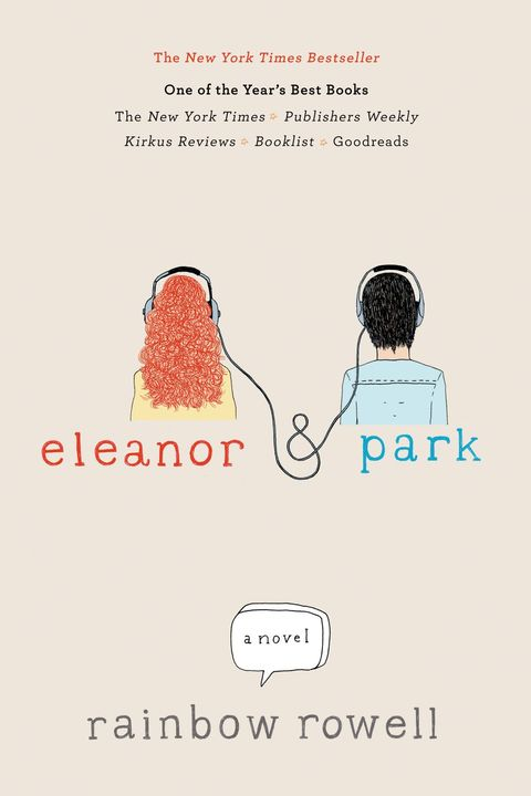 books for teens 'Eleanor & Park'