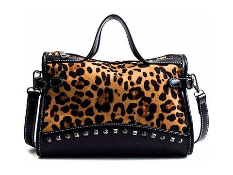 Handbag, Bag, Fashion accessory, Shoulder bag, Yellow, Material property, Font, Luggage and bags, Fawn, Tote bag,