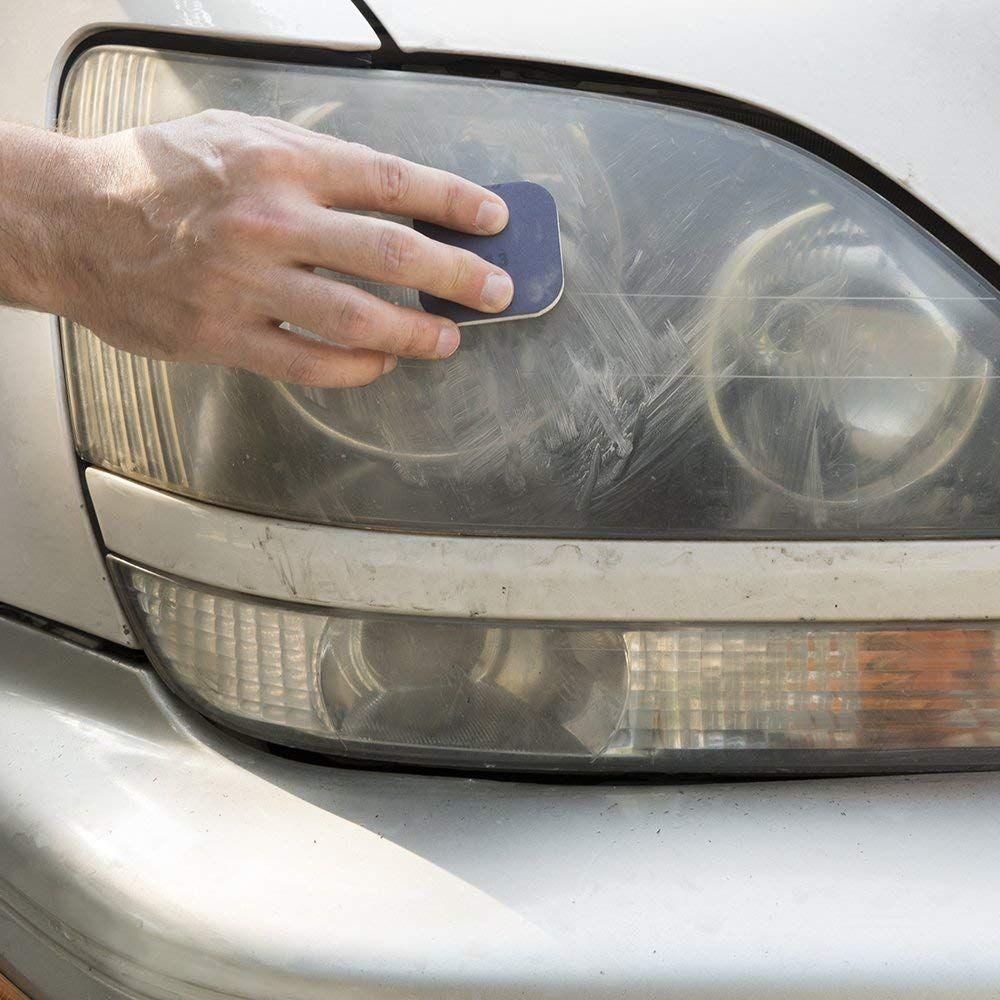 50 X Microfiber Cleaning Cloth Blue Towel Set For Car Polishing Auto Detailing