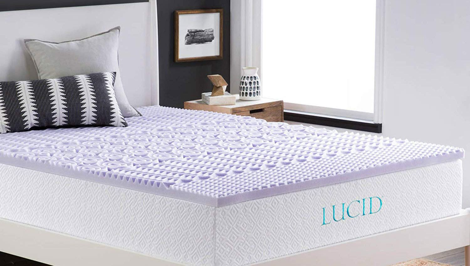 I Tried The $48 Mattress Topper Amazon Customers Are Obsessed With, And Now I Understand