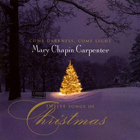 mary chapin carpenter, 'twelve songs of christmas'