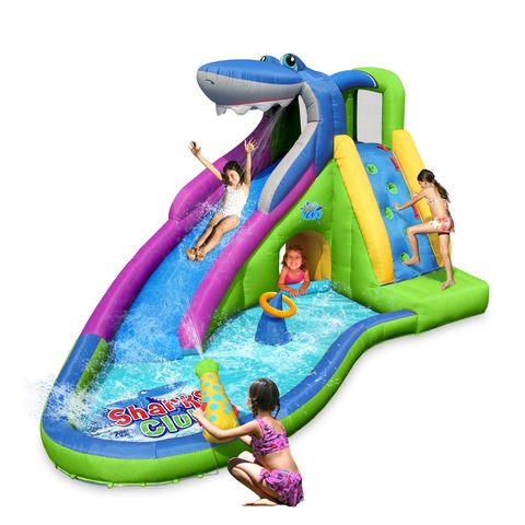 inflatable waterpark bounce house amazon