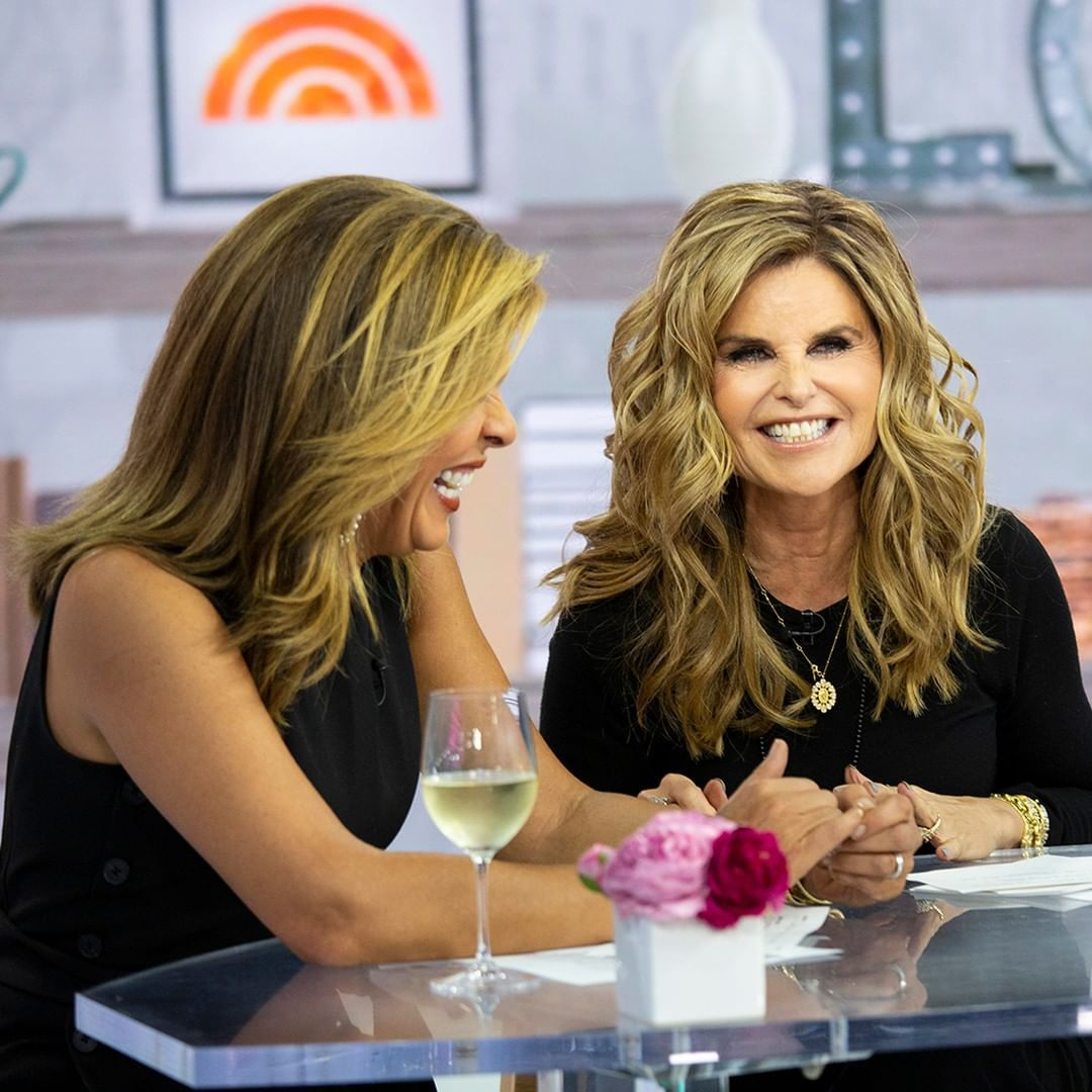 'Today' Fans Have Lots of Thoughts About Maria Shriver Co-Hosting With Hoda Kotb