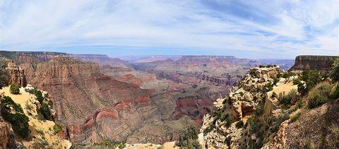 Badlands, Mountainous landforms, Canyon, Formation, Rock, Sky, Natural landscape, Escarpment, Mountain, National park,
