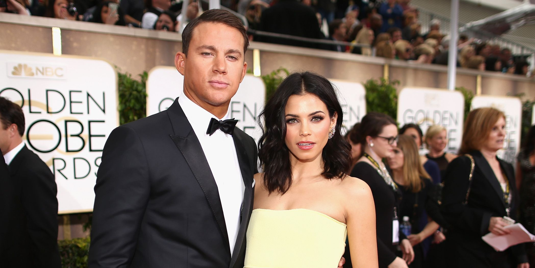 NBC's '72nd Annual Golden Globe Awards' - Red Carpet Arrivals