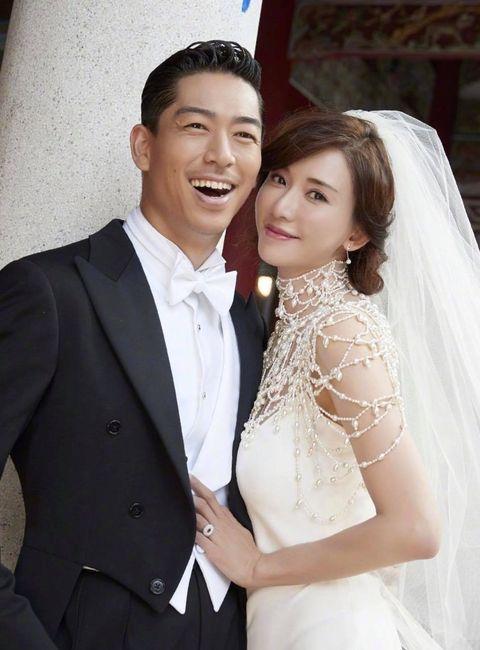 林志玲 放浪兄弟的Akira 台南婚禮婚紗照