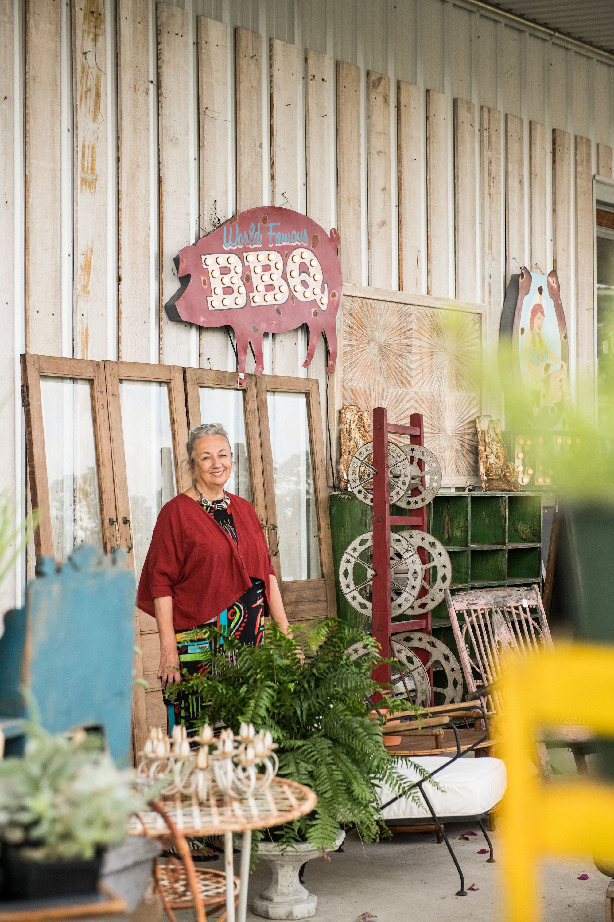 Round Top Antiques Show Guide - How to Shop the Round Top, Texas