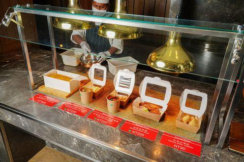 台北君悅酒店推出café mart