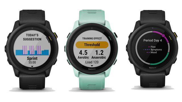 Green, Product, Electronic device, Watch, Technology, Font, Orange, Aqua, Teal, Rectangle,