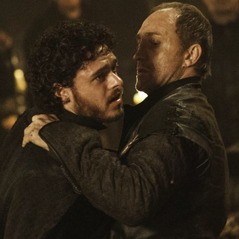 The Red Wedding Season.Richard Madden Cried His Eyes Out After Filming Game Of Thrones